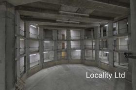 Unfinished Concrete Underground Theatre, London - Film & Photoshoot Location